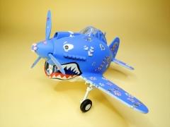 たまごひこーき P-40 001