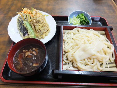 9肉汁うどん&天ぷら1020x