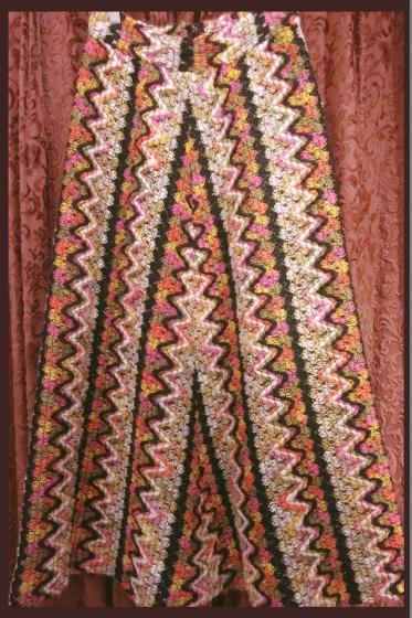 ウールスカート1
