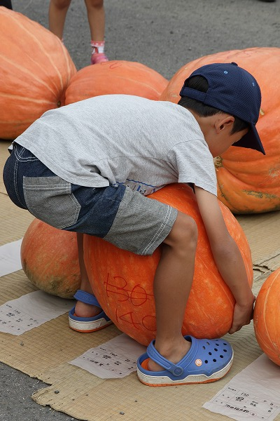 どてかぼちゃカーニバリ 150913 08