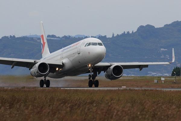 MU A320232 B-8228 RJOM 151012 01