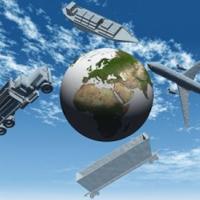地球と物流網