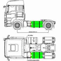 デュアルフューエルトラックの仕組み