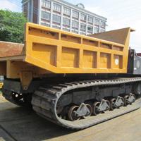 不整地運搬車の荷台