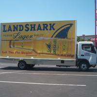 広告宣伝車