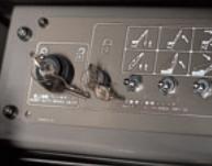 クローラクレーンSCX500安全性画像