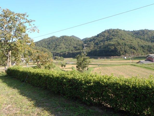 秋の田園20150928