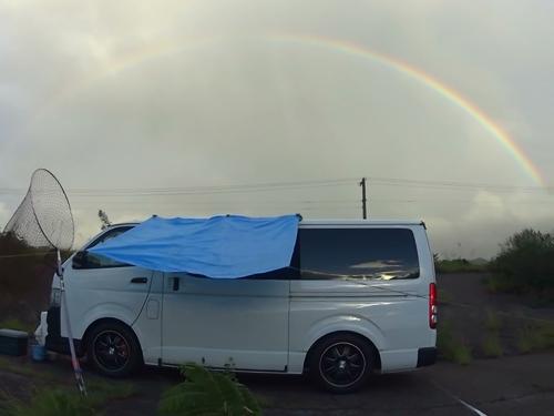 9月19日 虹