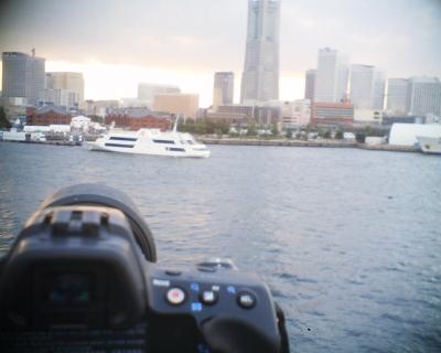 横浜の夕景を狙う一眼:R2