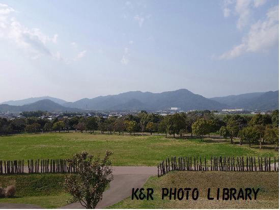 3月21日倉と市物見やぐらからの風景