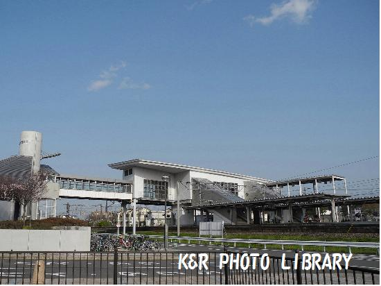 3月21日吉野ヶ里公園駅帰り
