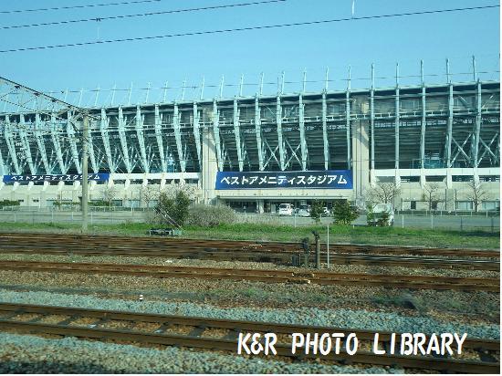 3月21日ベストアメニティスタジアム
