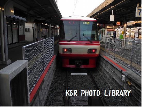 3月21日西鉄特急福岡(天神)往き