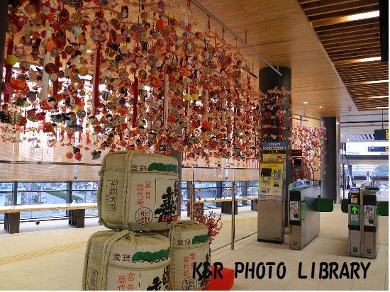 3月21日西鉄柳川駅2