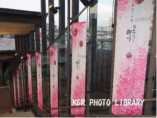 3月21日西鉄柳川駅4
