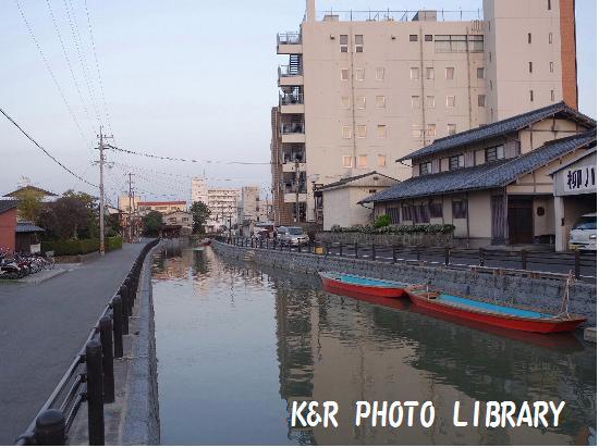 3月21日柳川水路