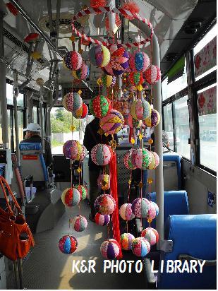 3月22日さげもんバス
