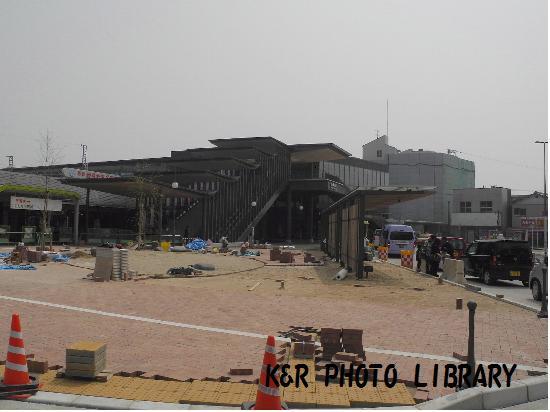 3月22日西鉄柳川駅