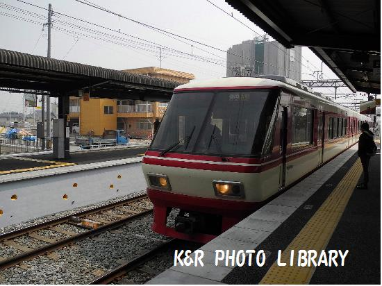 3月22日西鉄柳川駅構内3