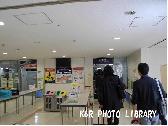 3月22日福岡空港出発1
