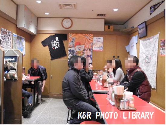 4月4日ラーメン博物館かもめ食堂3