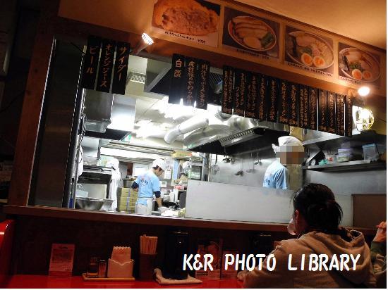 4月4日ラーメン博物館かもめ食堂4