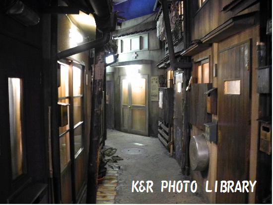 4月4日ラーメン博物館かもめ食堂11