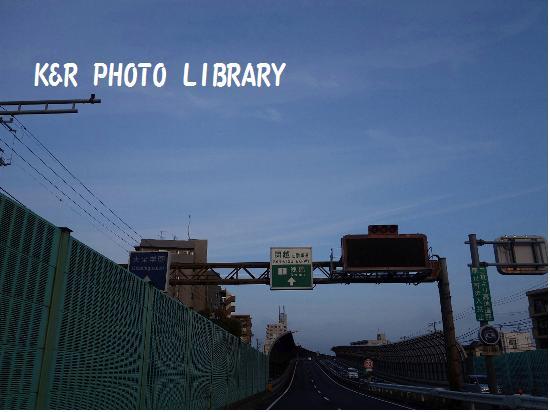 4月12日関越道下り1