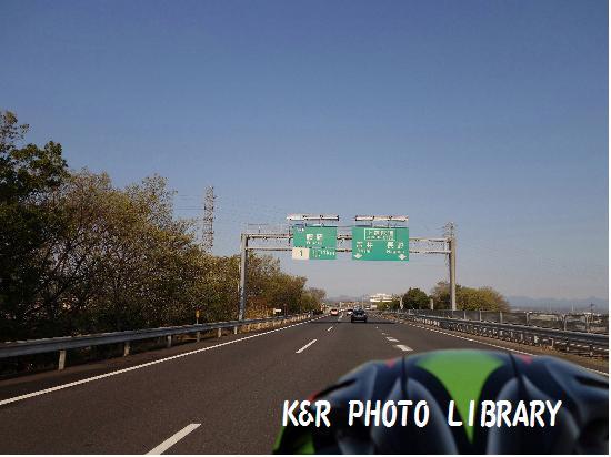 4月12日上信越道下り