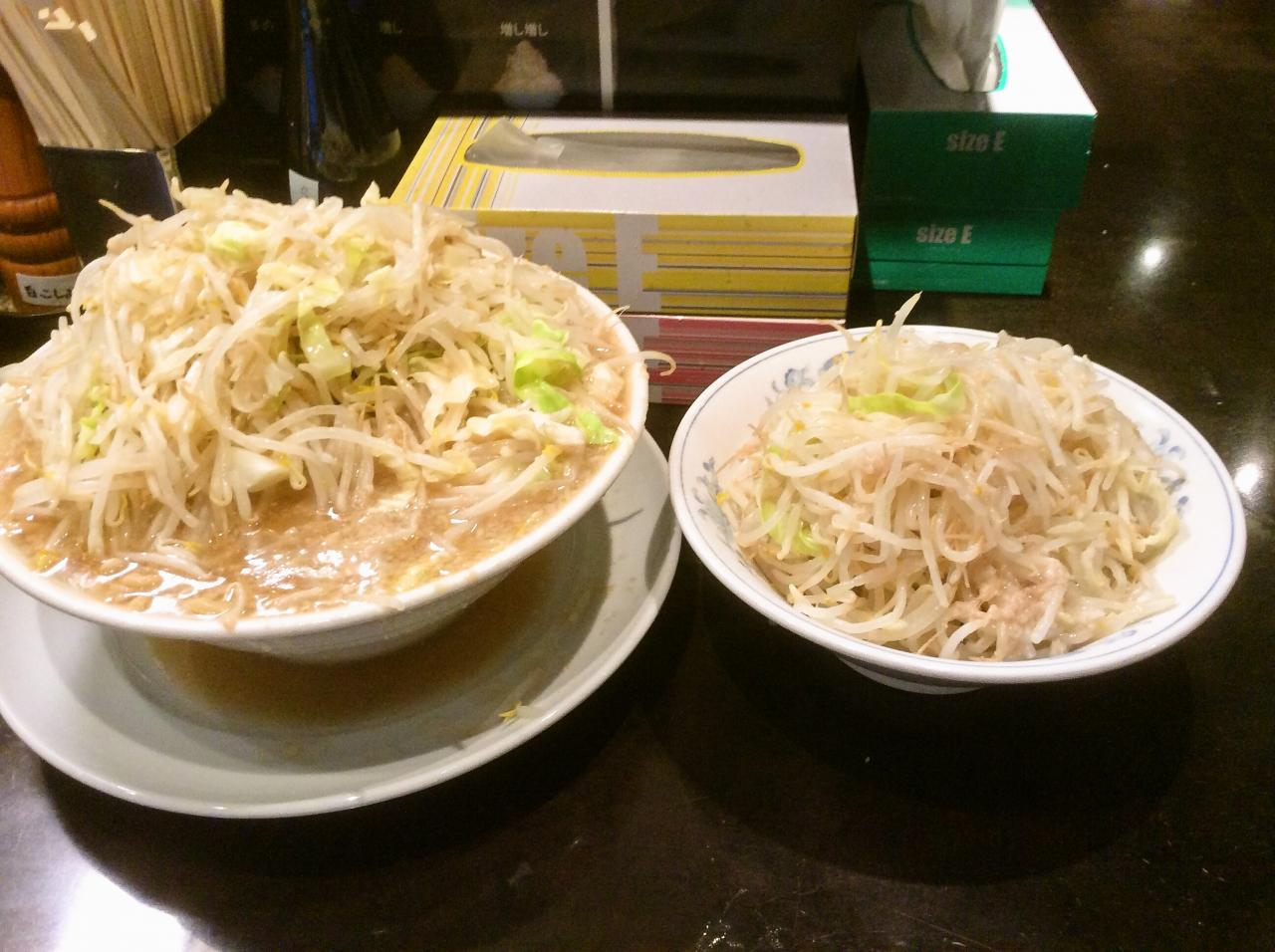 らーめん大五反田店(塩ラーメン)