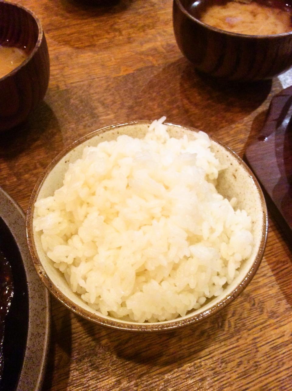 俺のハンバーグ山本渋谷食堂(料理)