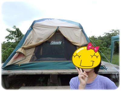 椿窯 手ぶらキャンプ
