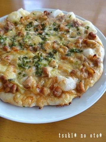 照り焼きピザ
