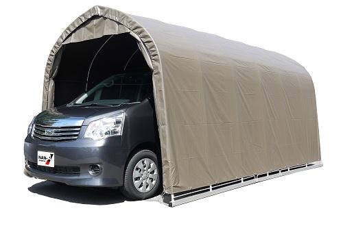 テント車庫