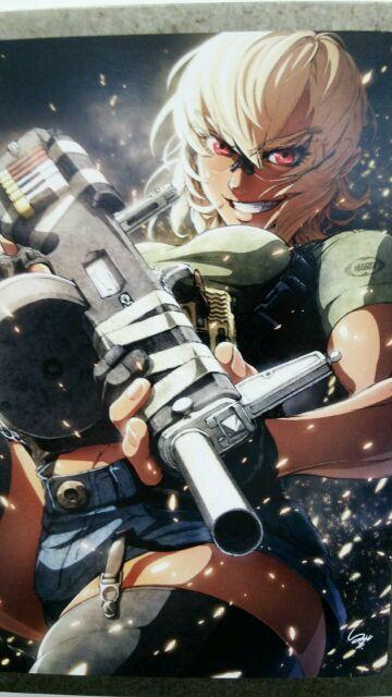 マルイ AA-12 イメージ