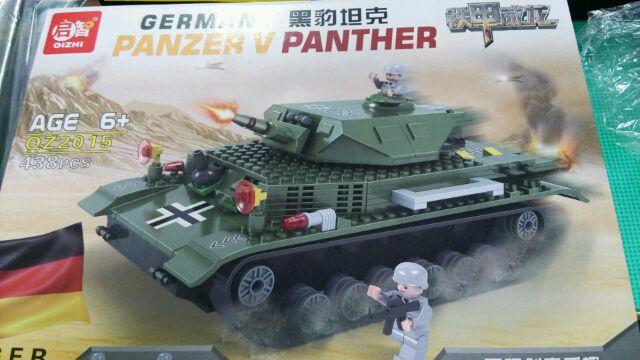 レゴのパンター戦車