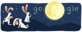 Googleお月見