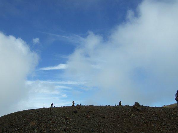吾妻小富士 頂上から3