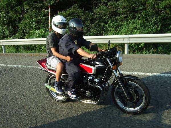 オカクン ノアクン CBX400F