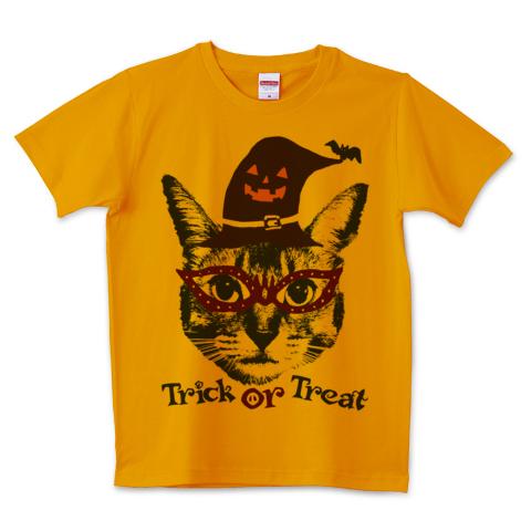 ハロウィン猫Tシャツ