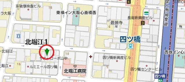 YSSビル地図
