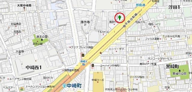 小川ビル地図
