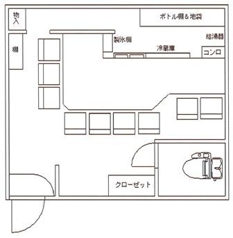 新日本新地ビル東館図面