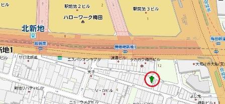 GOTS永楽町ビル地図