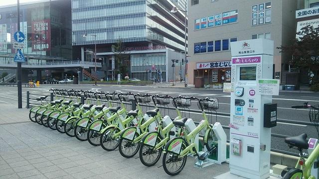 150923 岡山駅西口 ブログ用