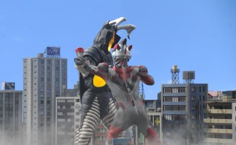 ウルトラマンエックス vs ゼットン