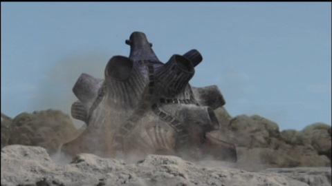 四次元怪獣 ブルトン