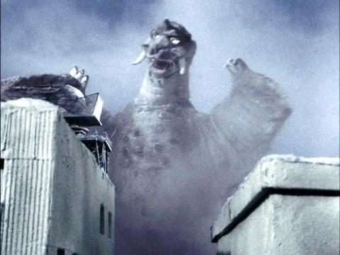 冷凍怪獣 ペギラ