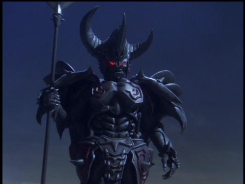 暗黒魔鎧装 アーマードダークネス