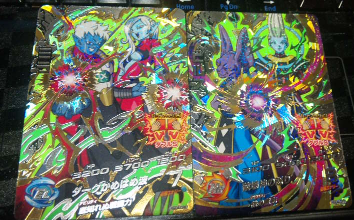 ドラゴンボールヒーローズ GDM4弾 レンコ・排出結果